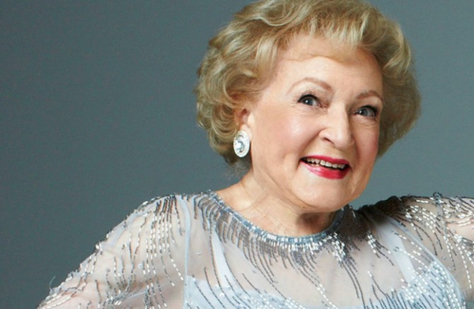 Happy Birthday! Betty White!