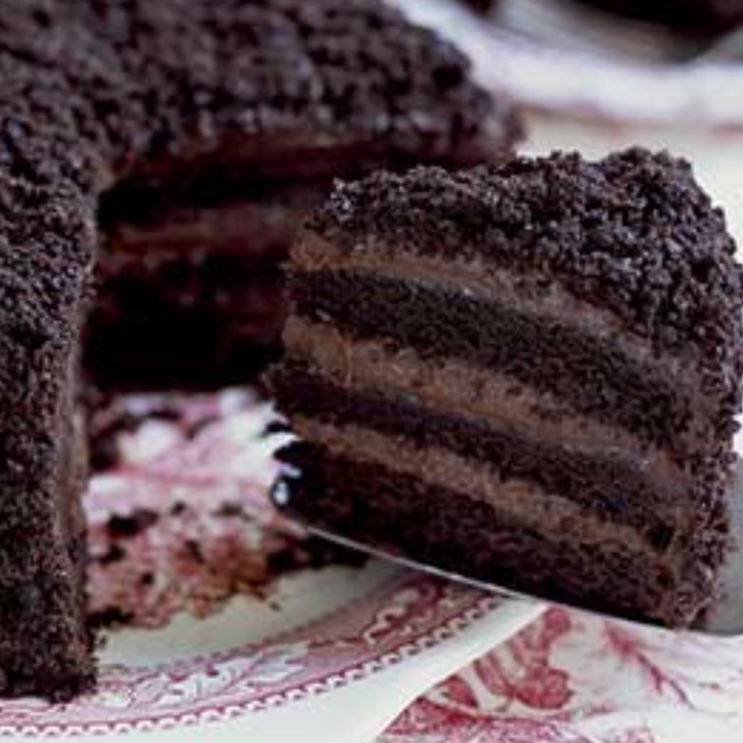 Cheesecake Factory Chocolate Blackout Cake Recipe