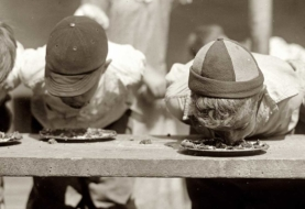 Pie eating contest 1962