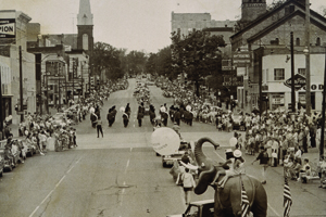 Rose Parade Jackson MI