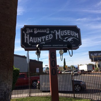 Zak Bagan's Haunted Museum, Las Vegas- Review