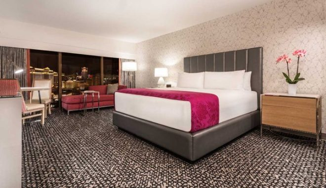 Flamingo Renovated room