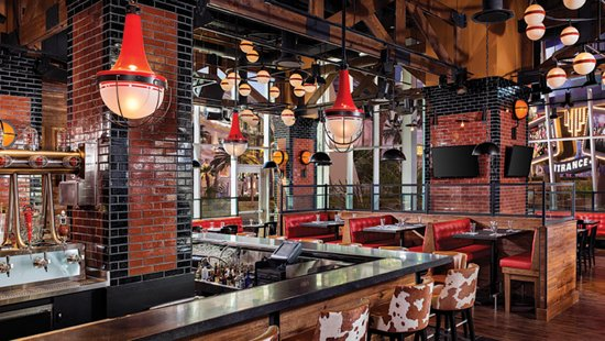 Guy Fieri's Las Vegas Bar and Grill- Review