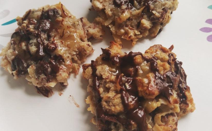 German Chocolate Cake Cookies- Fall CookieSeries