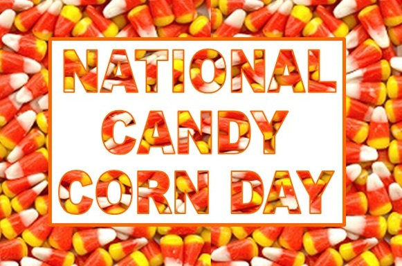 National Candy Corn Day!