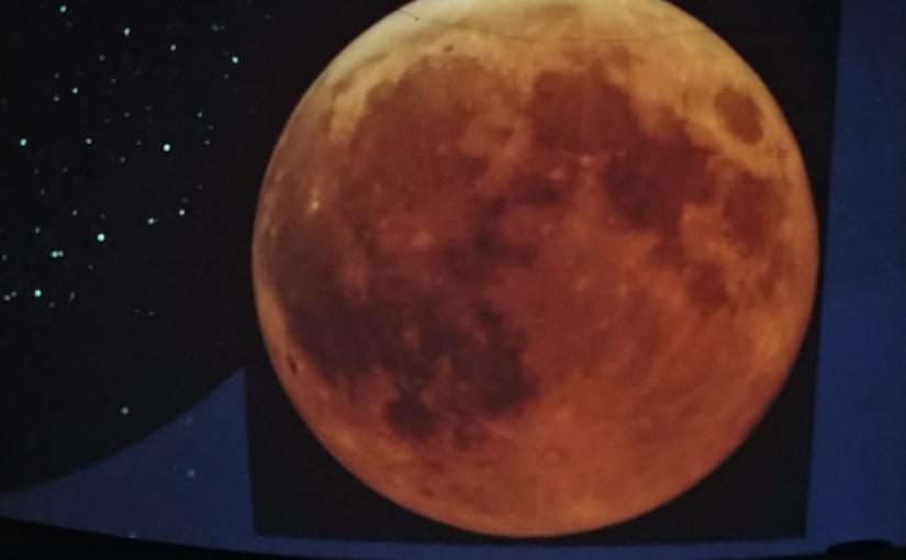 Hurst Planetarium-Grand reopening!